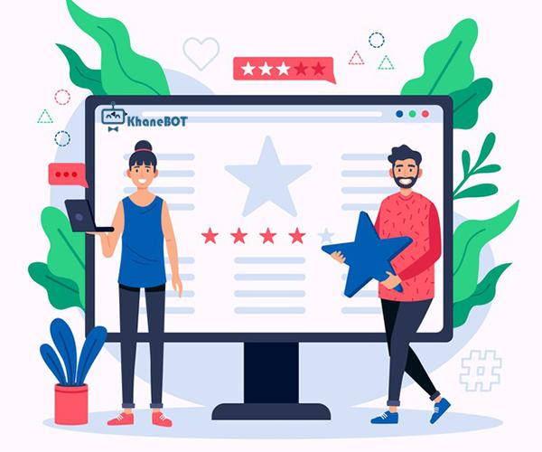 طراحی کمپین کامنت مارکتینگ در سایت